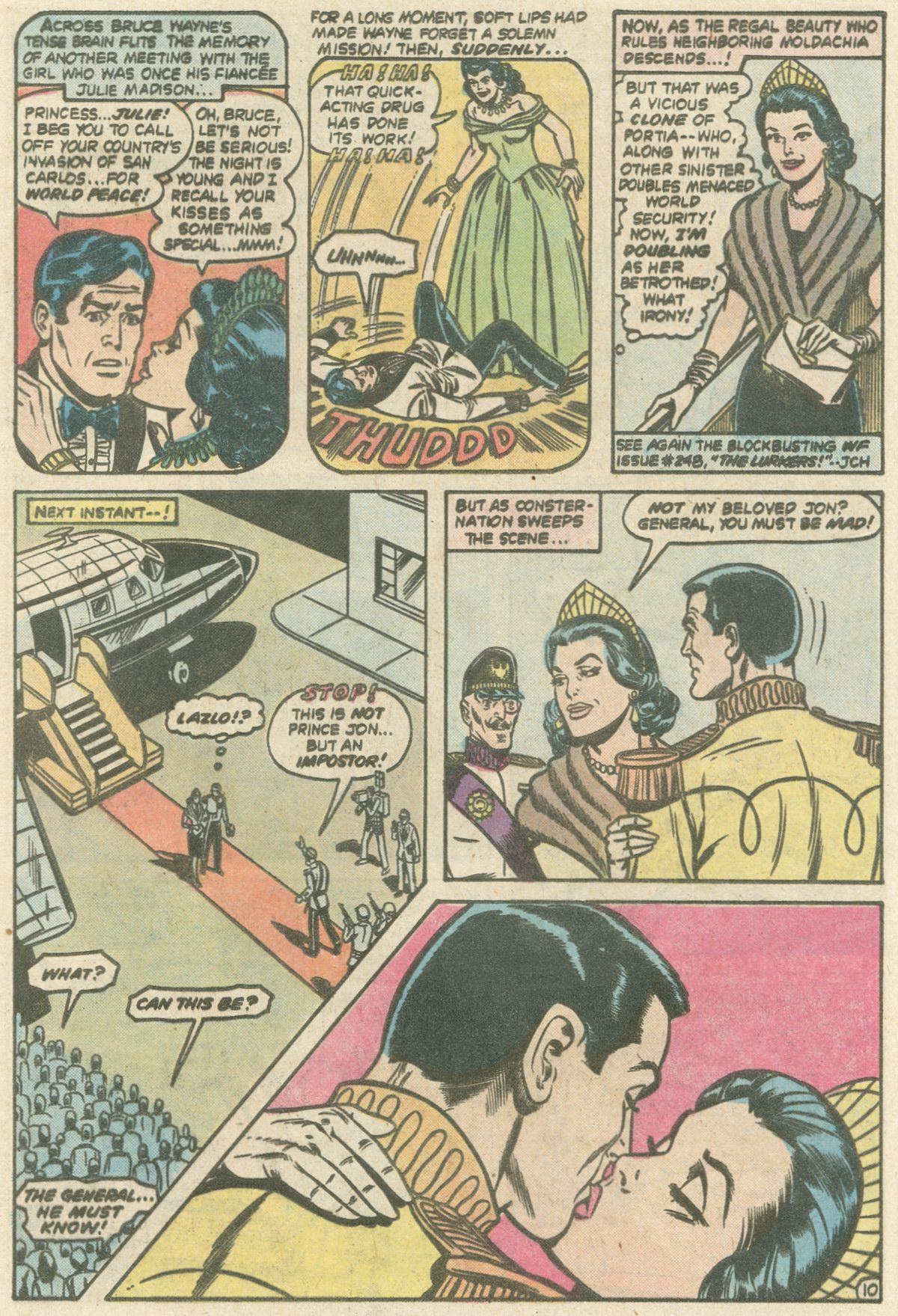 Read online World's Finest Comics comic -  Issue #253 - 13