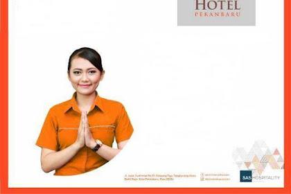 Lowongan Kerja Receptionist Tjokro Hotel Pekanbaru Maret 2019