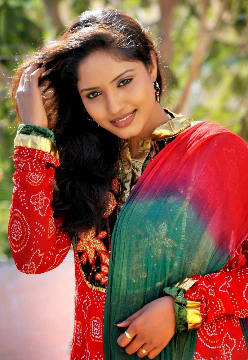 Telugu Tv Actress Roja Komaravolu Photos In Red Dress