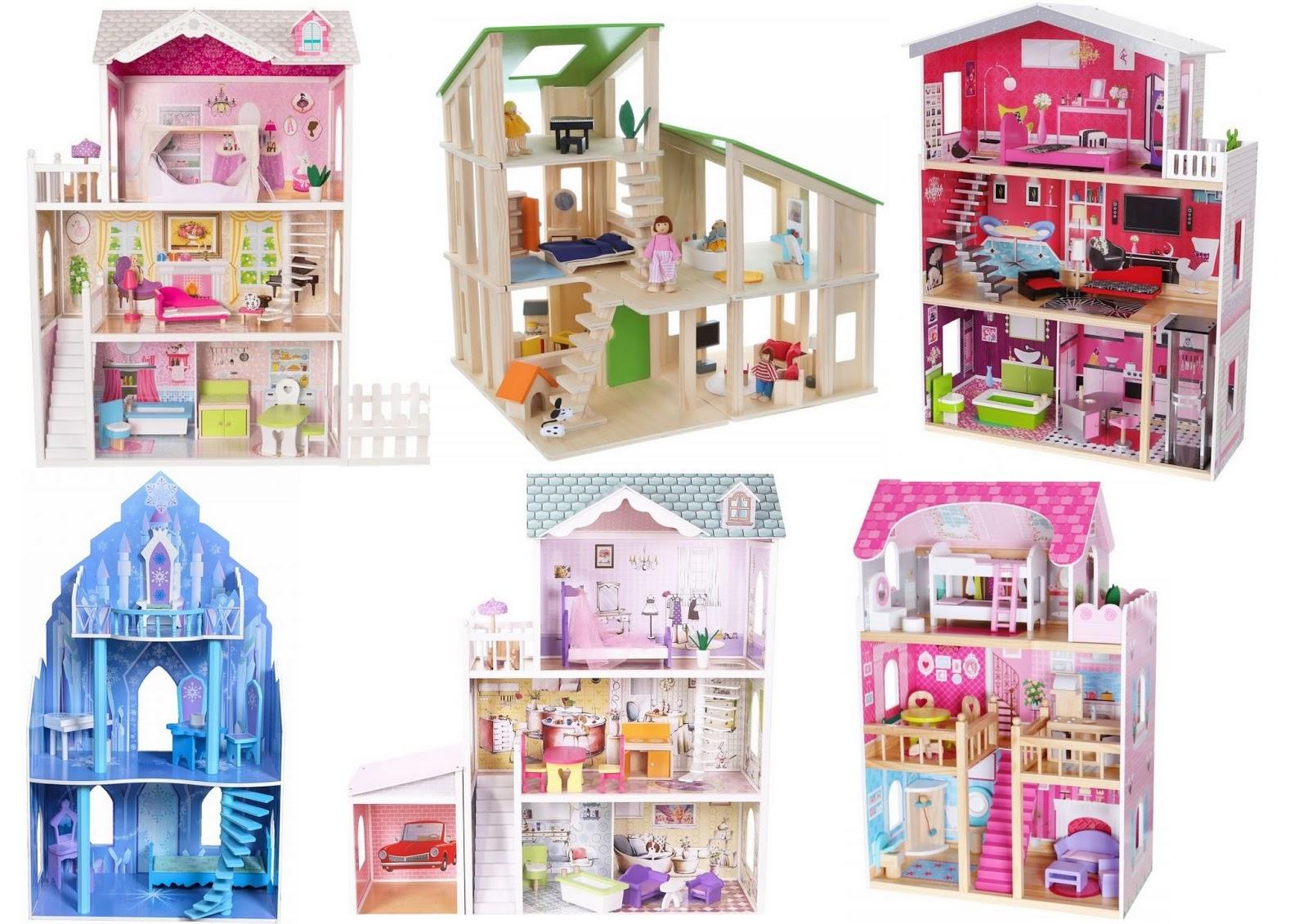 Przegląd domków dla lalek i KONKURS!