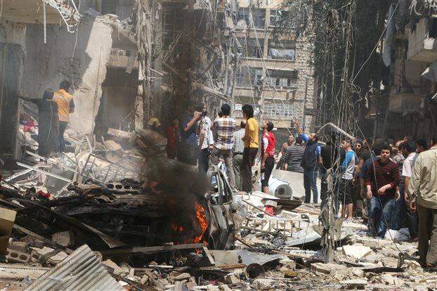 Διπλωμάτες των ΗΠΑ ζητούν βομβαρδισμό του... Άσαντ!
