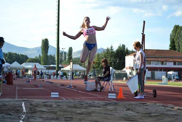 Στο Βαλκανικό Πρωτάθλημα Εφήβων/Νεανίδων η Ναταλία Μπέση