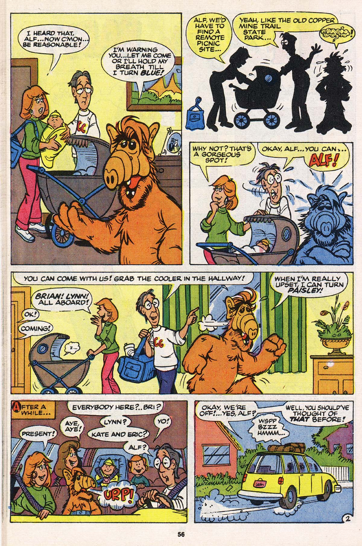 Read online ALF comic -  Issue # _Annual 2 - 51
