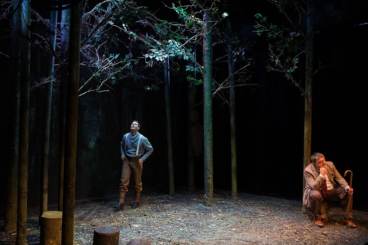 , Theatre Review:  The Wood, Torch Theatre