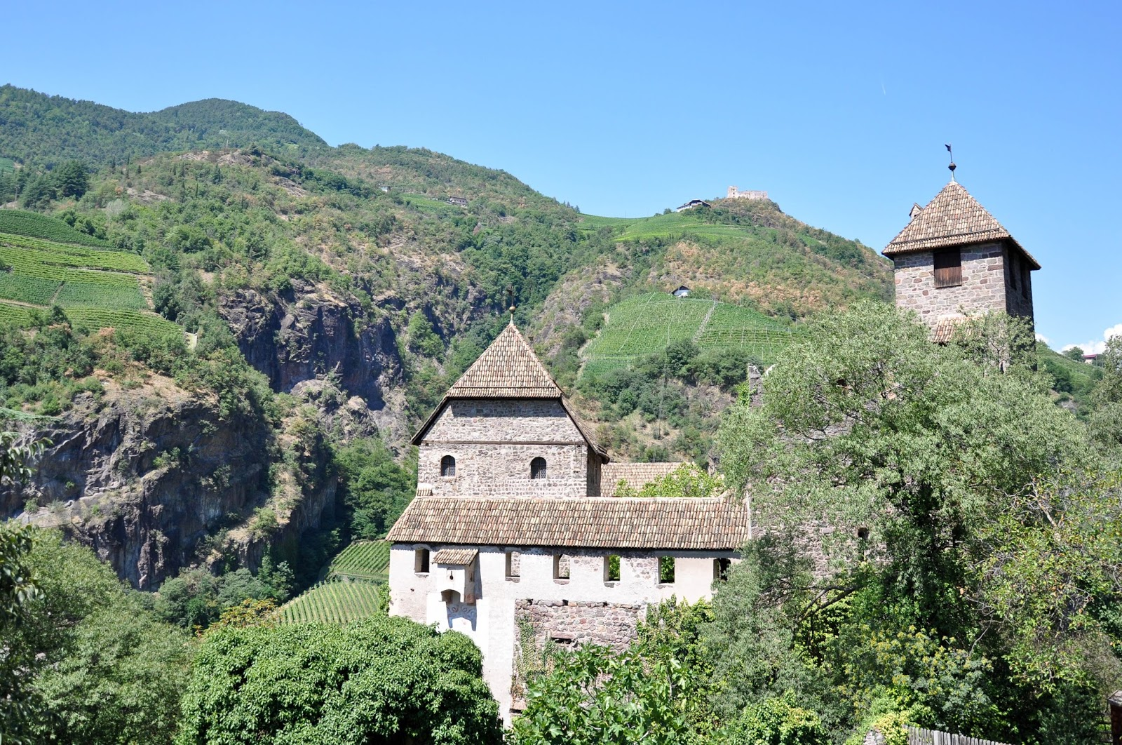 Runkelstein Castle, Bolzano, South Tyrol, Italy