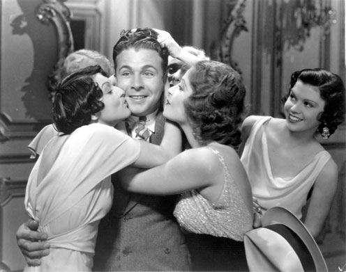 42nd Street 1932 movieloversreviews.filminspector.com Dick Powell