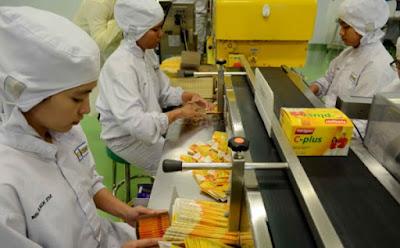 Lowongan Kerja SMA SMK D3 S1 PT Dankos Farma  Jobs: Teknisi.