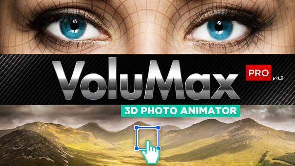 Preview_Volumax_VPro VoluMax - 3D Photo Animator (Version 4.3 Pro) - VIDEOHIVE download