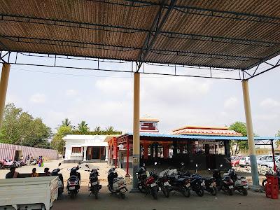 Sri Malleshwara Swamy Temple Photos