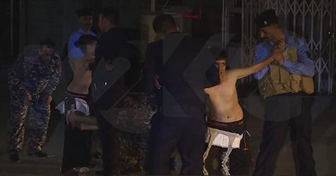 Ιράκ: Σύλληψη 12χρονου Παιδιού - Καμικάζι Αυτοκτονίας 1