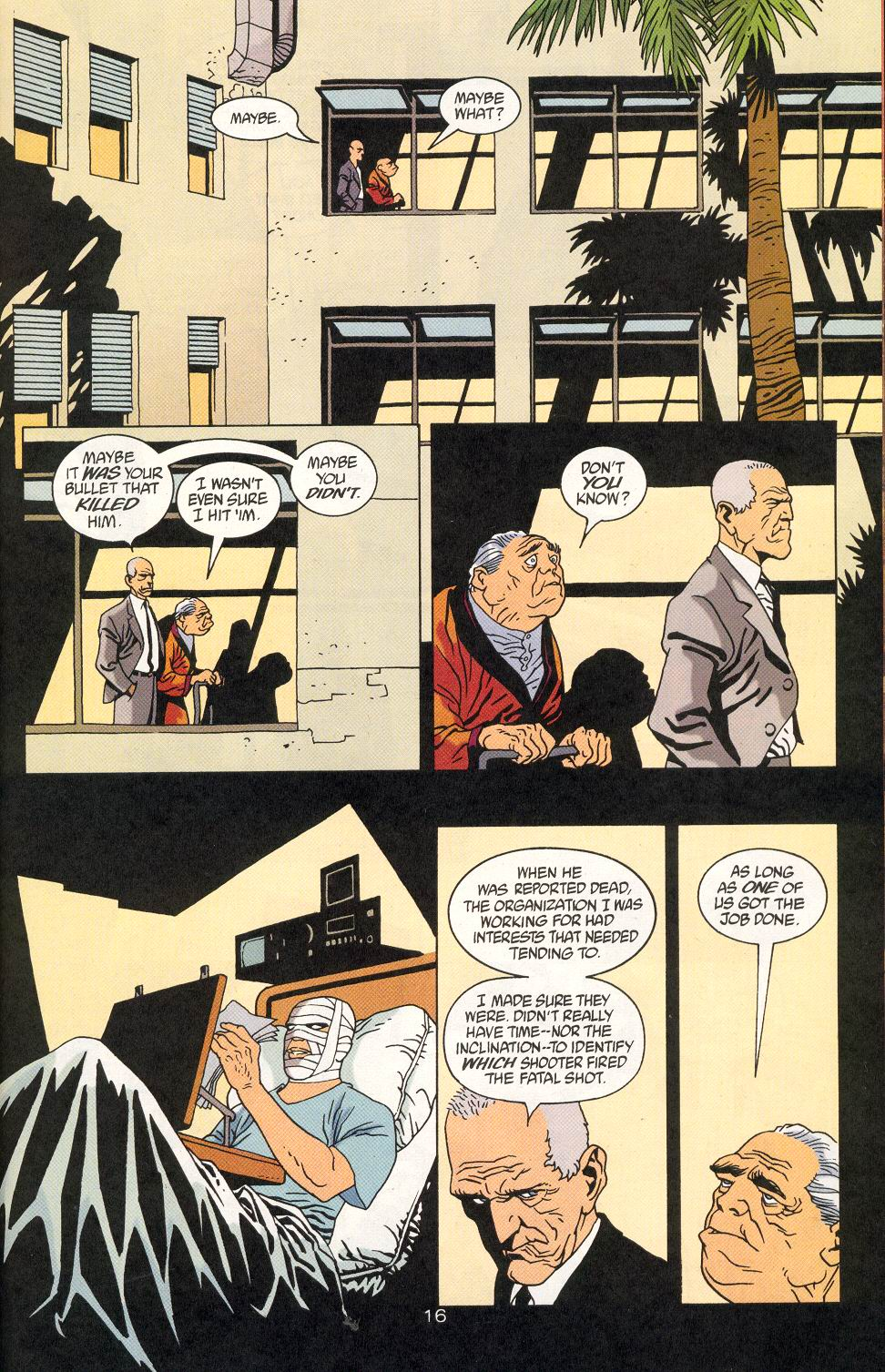 Read online 100 Bullets comic -  Issue #27 - 18
