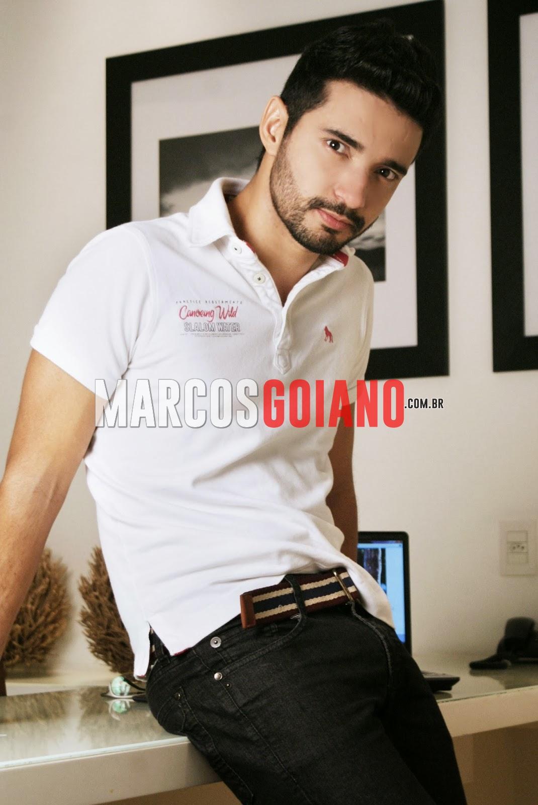 Marcos Goiano; Garoto Programa; Escort SP