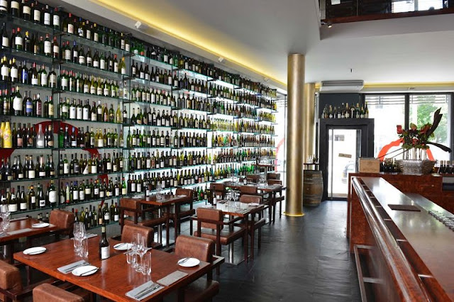 Restaurante Weinbar Rutz em Berlim