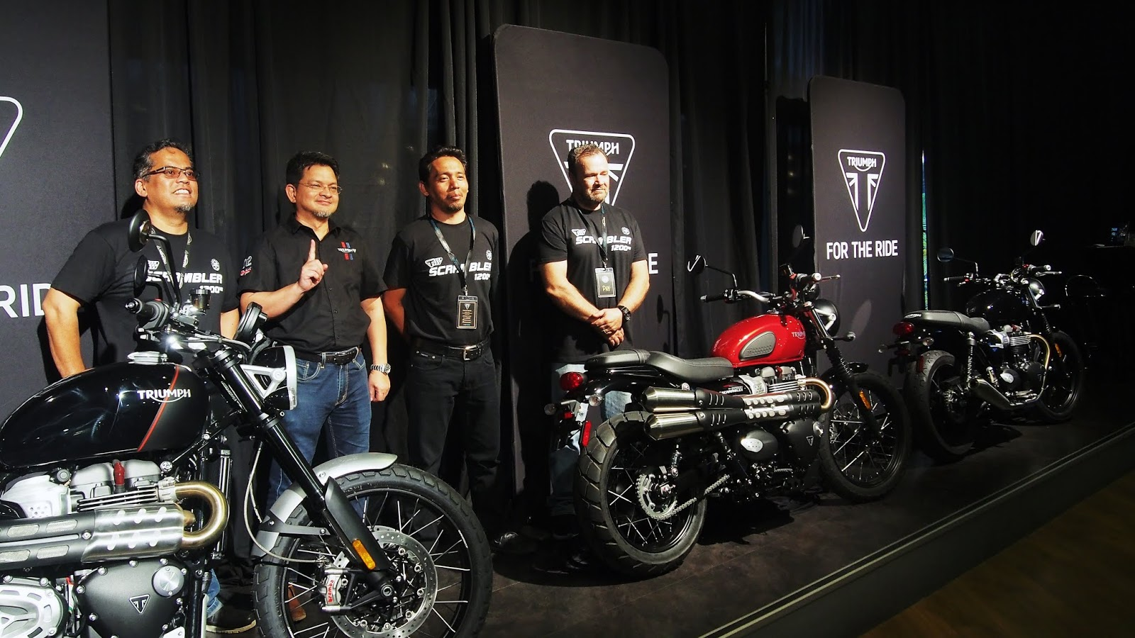 Motoring Malaysia Triumph Motorcycles Malaysia Launches The 2019