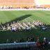 Apresentação Cheerleader da escola Pascoal Dantas na Tocha Olímpica