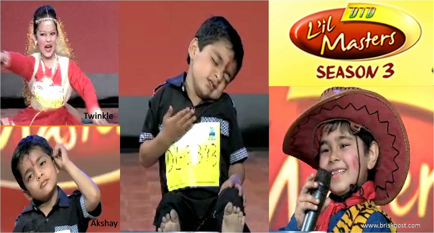 Bachchagiri in DID Little Masters Season 3: Delhi Auditions Rocked