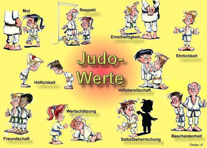 Judo Regeln