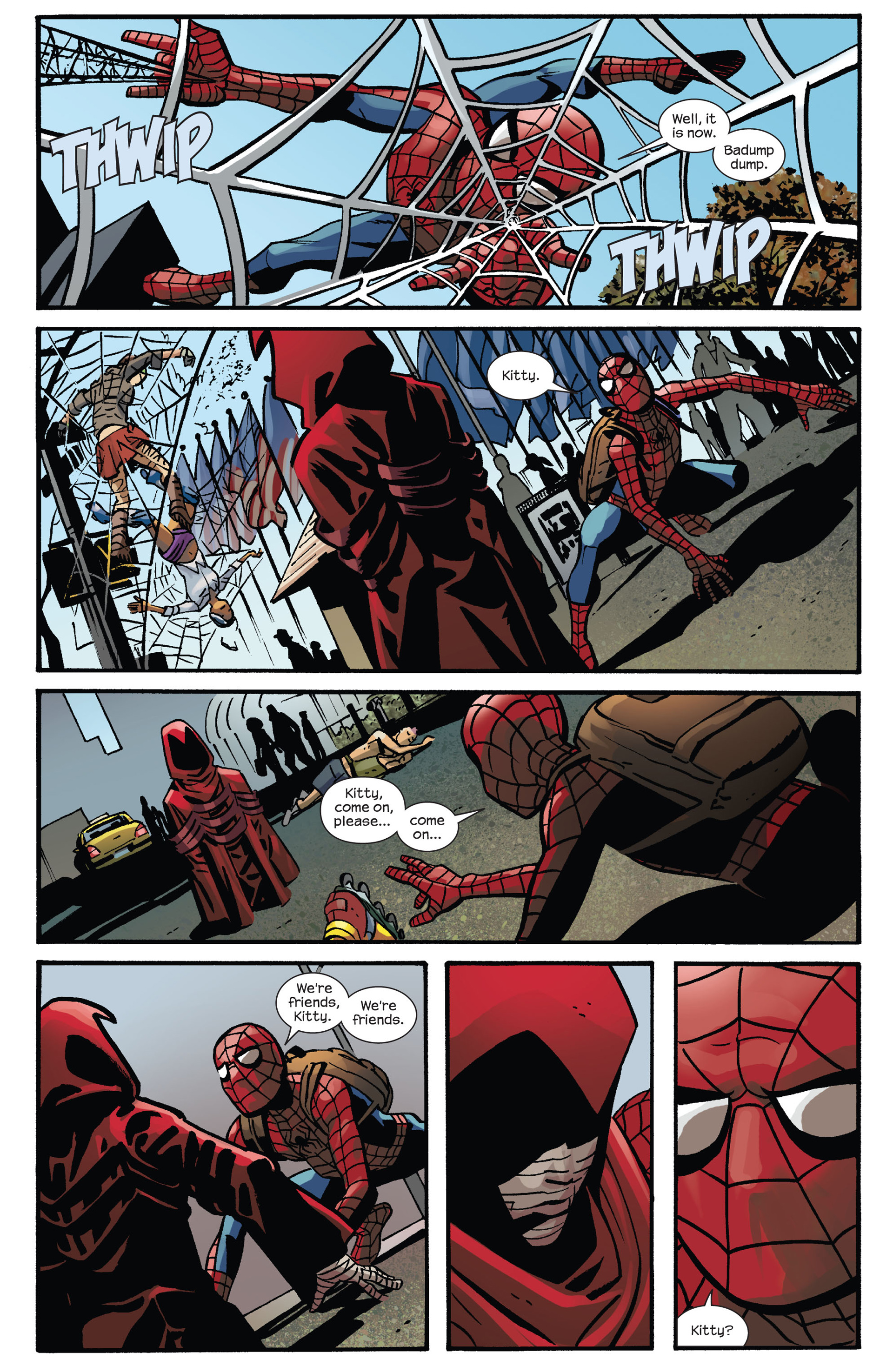 Read online Ultimate Spider-Man (2009) comic -  Issue #155 - 13