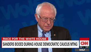 House Democrats Boo Bernie Sanders In Contentious Meeting
