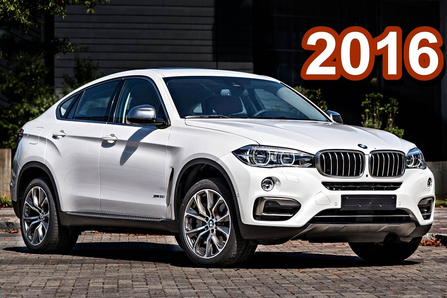 2016 Bmw X6 Price Types Cars