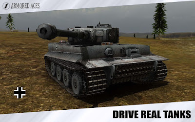 DRIVE REAL TANKS