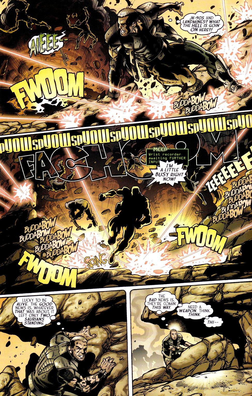 Read online Sigil (2000) comic -  Issue #15 - 12