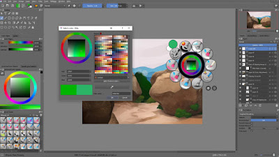 How to Update Krita on Ubuntu 16.10 Desktop