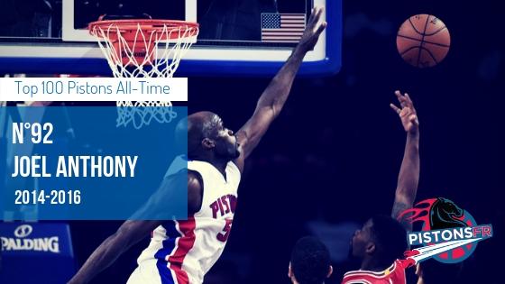Joel Anthony   PistonsFR, actualité des Detroit Pistons en france