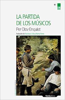"""""""La partida de los músicos"""" - Per Olov Enquist"""