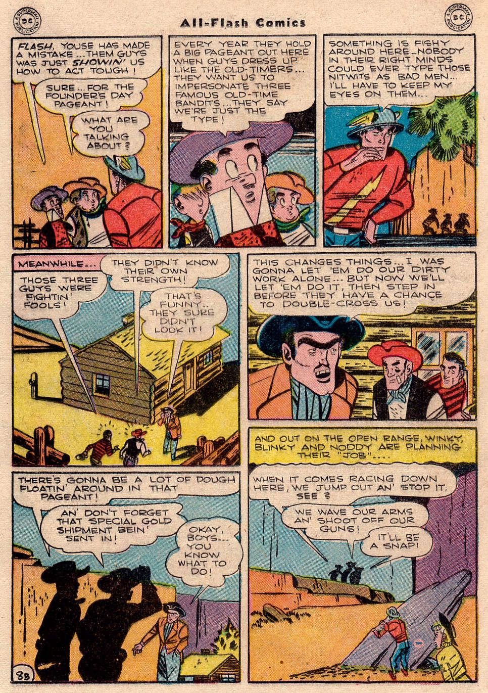 Read online All-Flash comic -  Issue #23 - 24