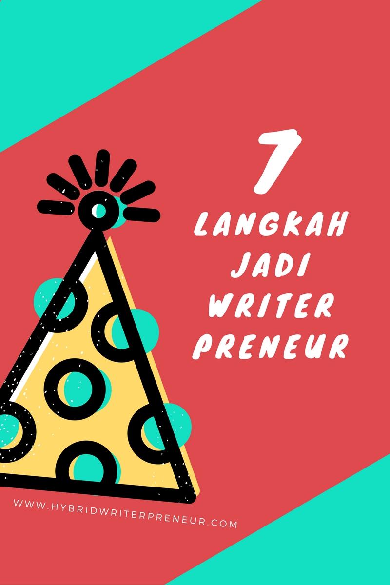 7 LANGKAH WRITERPRENEUR