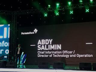 Abdy Salimin Direktur Teknologi dan Operasi PermataBank