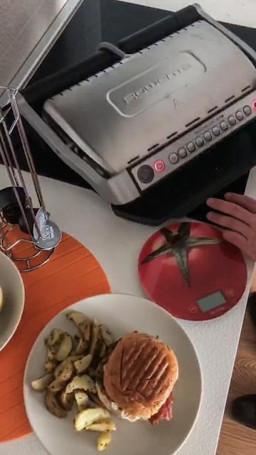 in cucina con rowenta
