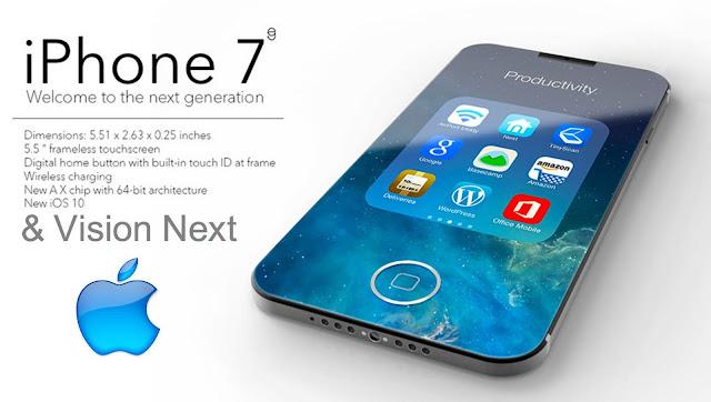 tính năng của iphone 7 plus