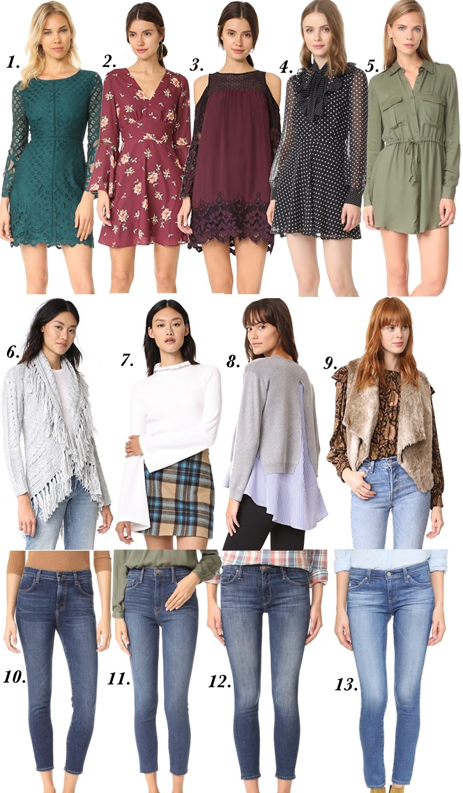 Shopbop Sale - Something Delightful Blog