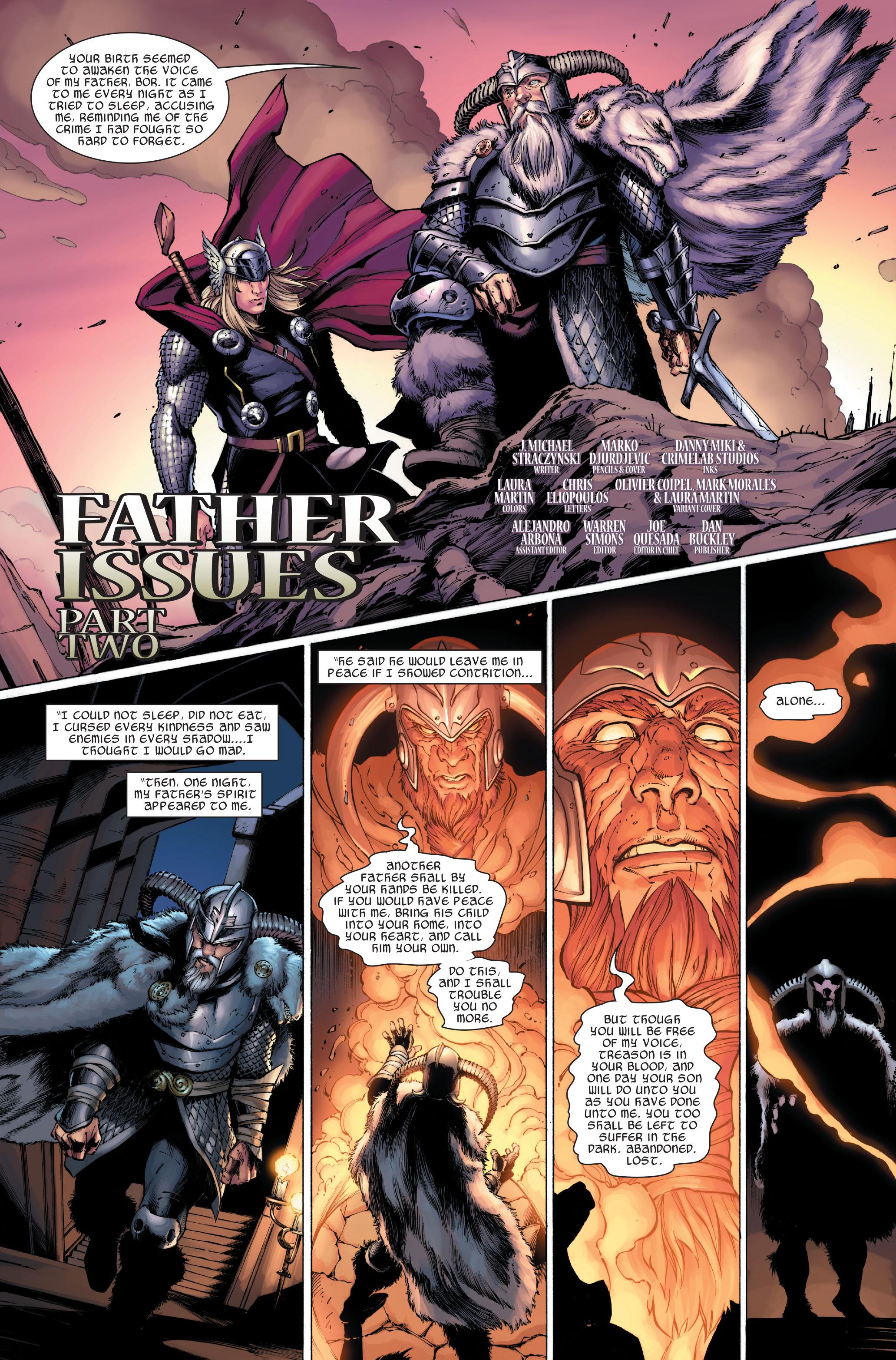 Thor (2007) Issue #8 #8 - English 2
