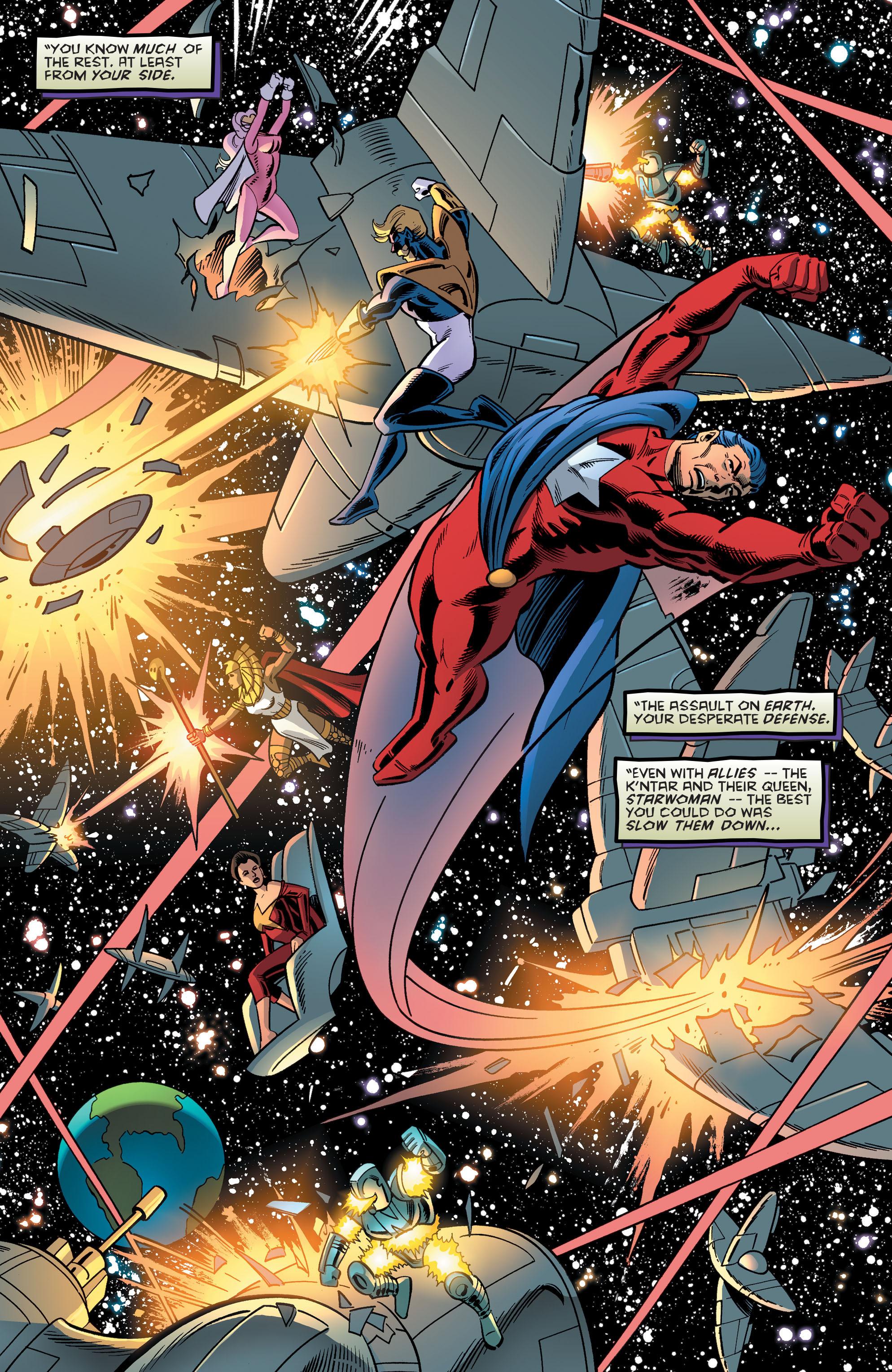 Read online Astro City comic -  Issue #17 - 18