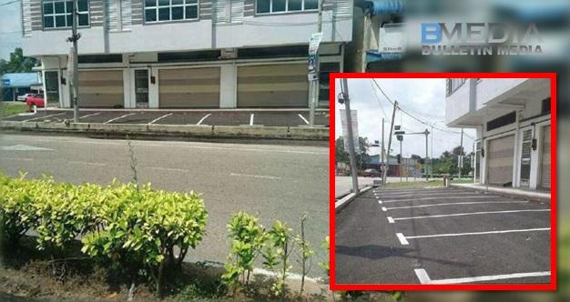 """Parkir apa macam ni?"" – Netizen selar pemaju"