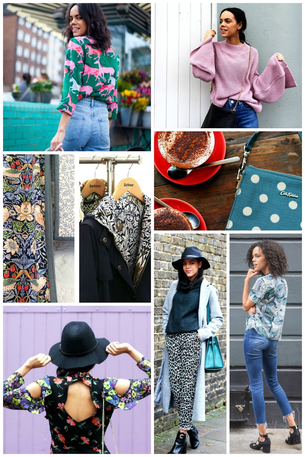 blogger crush, blog recommendation, favourite blog, Jazzabelle's Diary, UK blogger, british blogger, colourful fashion blog, patterned clothes, style blogger, street style