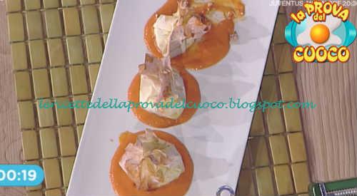 Prova del cuoco - Ingredienti e procedimento della ricetta Fagottini di fagiolini e ricotta di Cristian Bertol