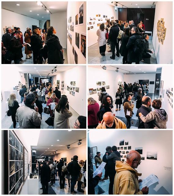 Inauguração da exposição 4:5 #1