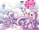My Little Pony Friendship is Magic #7 Comic Cover Double Variant