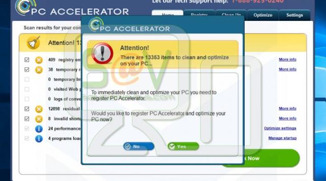 PC Accelerator (Falso optimizador)