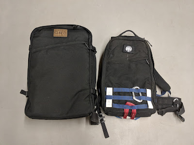 GORUCK GR3 VS Rucker