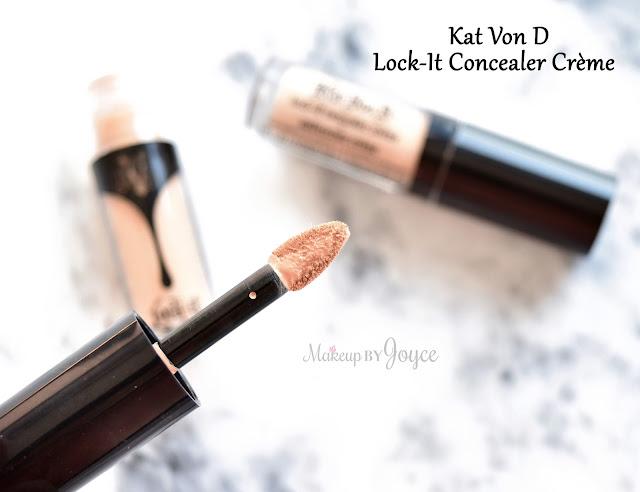 Kat Von D Lock It Concealer Creme Review