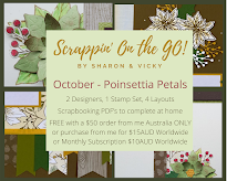 Scrappin' On The Go - September