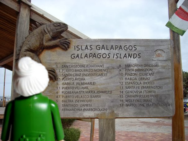 THE GRANDMA S LOGBOOK-----  THE GALAPAGOS ISLANDS  CHARLES DARWIN S ... afb5ee87410