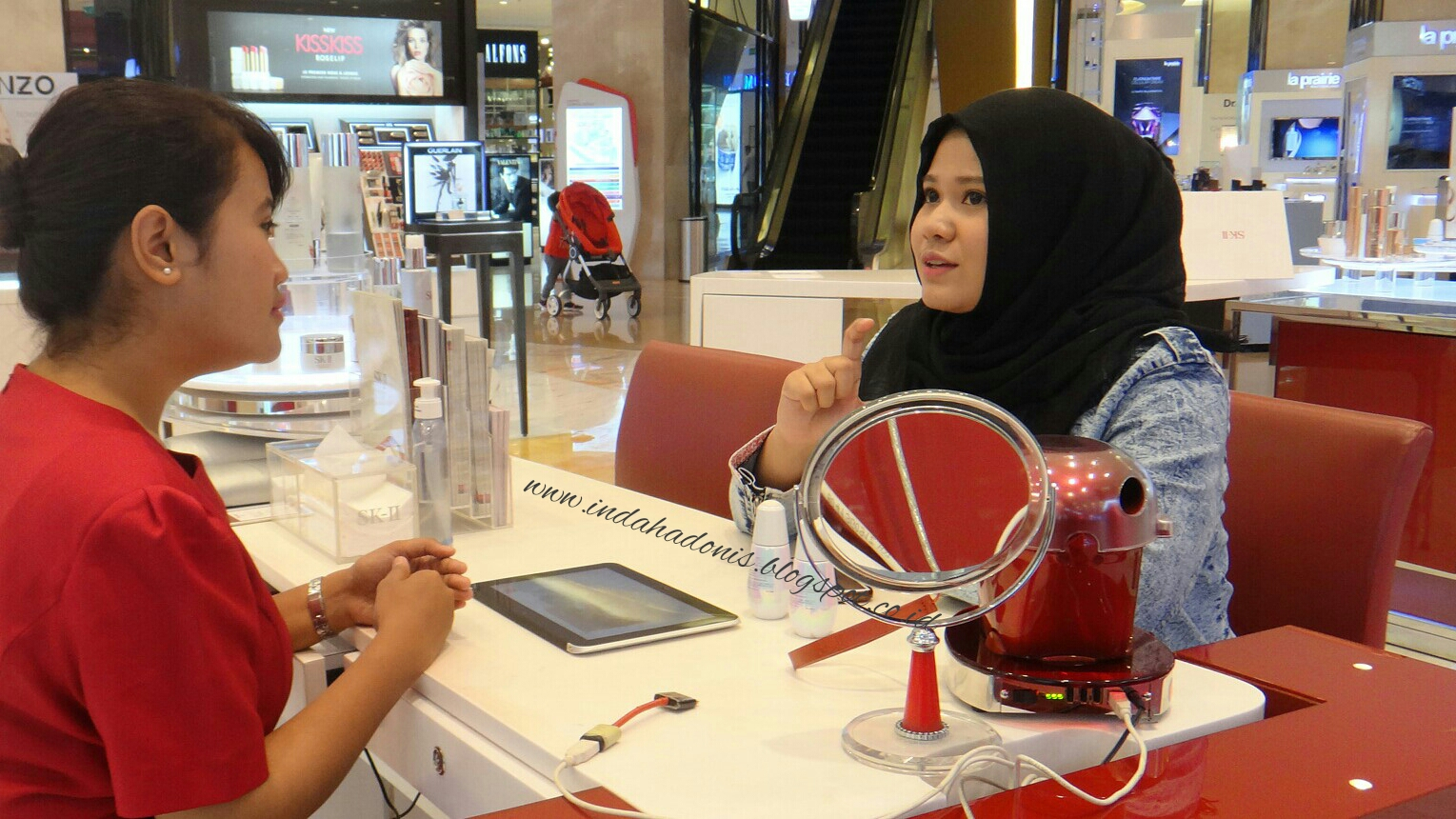 EVENT PENGALAMAN SK II MAGIC RING TEST INDONESIA