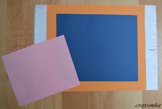 dywan z papieru - tworzenie