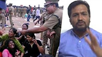 Piyush Manush emotional speech on Police brutality